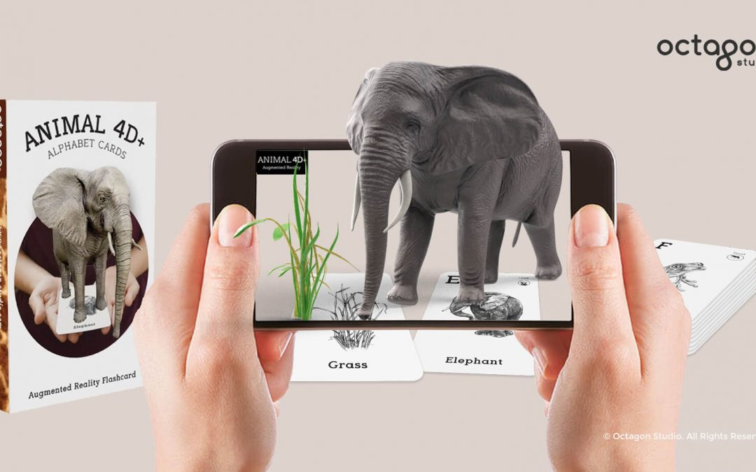 Animal 4D+: Amazing AR Animal App
