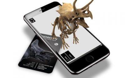 Amazing AR Dinosaurs App