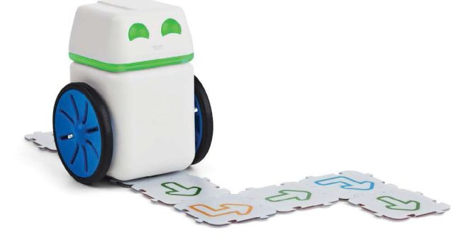 Teaching Coding for Kids with KUBO Robot